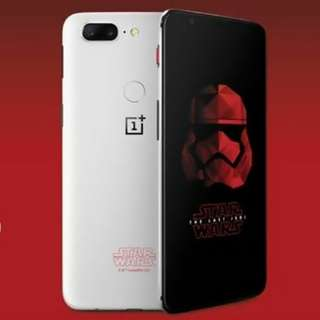 OnePlus 1+ 5T Star Wars Limited Edition