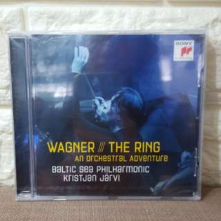 Richard Wagner (The Ring, An Orchestral Adventure)
