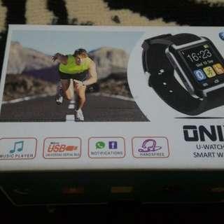 Onix u-watch u8 smartwatch