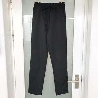 黑色老爺褲 全新品