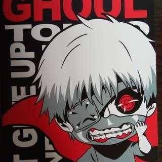 TOKYO GHOUL: KANEKI ANIME NOTEBOOK