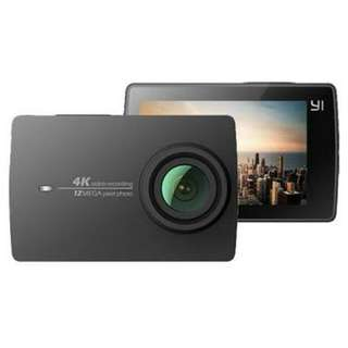 Kredit Action Camera Yi 4K. Syarat Mudah. Promo akhir tahun