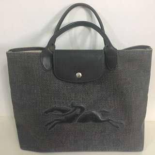 Rare and Authentic limited edition longchamp tote