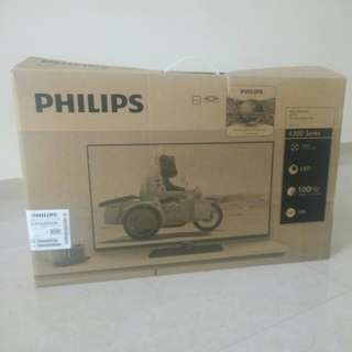 """24"""" LED Phillips TV"""