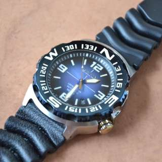 Seiko SRP451 limited edition divers automatic watch 23 jewels