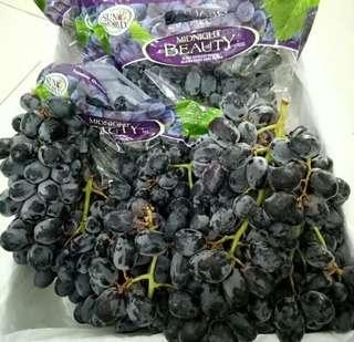 Mangga Alpukat + Anggur Black Autumn Fresh Murah