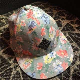 Authentic Oxygen Floral Bull Cap