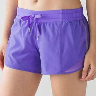 BNWT Lululemon Hotty Hot Short (Long)