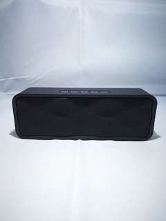 [In Stock] Wireless Bluetooth Matt Black Speaker