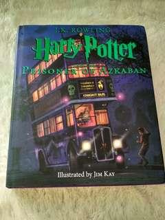 Harry Potter and the Prisoner of Azkaban Jim Kay