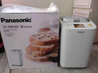 Panasonic 自動製麵包機 (9成半新)