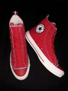 Converse Chuck Taylor Red Hi