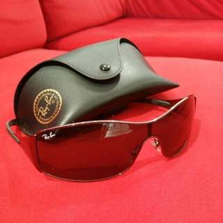 💯 Authentic Rayban Sunglass  Price Reduced