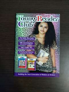 PO - Young Reader Club Issue 20