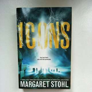 (WTS/WTT) icons by Margaret Stohl