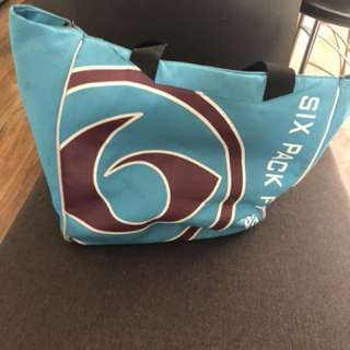 Six Pack Fitness Bag- Camille Tote
