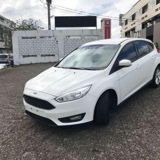 2016馬丁頭Focus 1.0原廠試乘車 稅金超級便宜