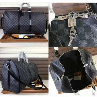 Authentic LV Traveling Bag