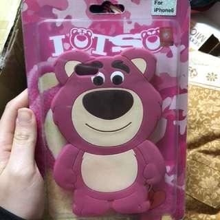 IPhone 6/6s 4.7熊大手機殼
