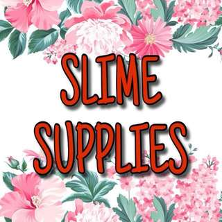 REALLY CHEAP SLIME SUPPLIES