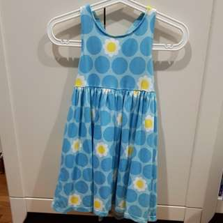 Gymboree sleeveless summer dress