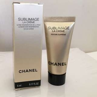 Brand New in Box Chanel Sublimage Texture Supreme Sample 5ml