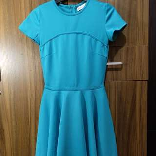 Apartment 8 Formal Blue Dress