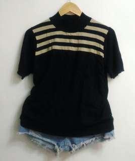 Roundneck Soft Knit Shirt