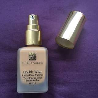 Estee Lauder Double Wear Foundation- 4W2 Toasty Toffee