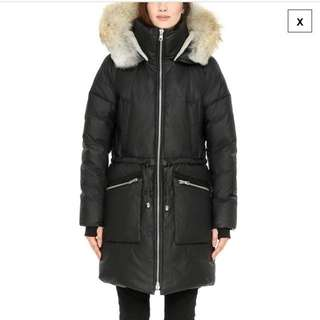 Women's soia and kyo winter down parka