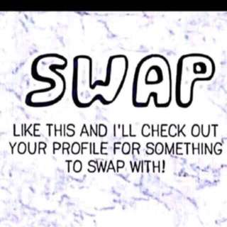 Like for swaps 🦄🦄🦄