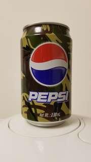 Pepsi xAape 可樂汽水