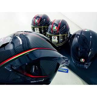 AGV Pista Carbon Italy GP R