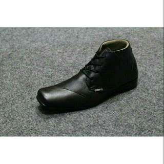 Sepatu pria cevany broth kulit