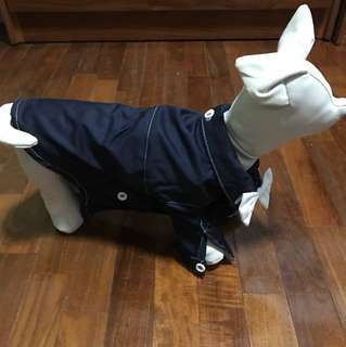 Dog formal shirt