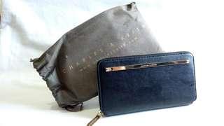 Charles and Keith long wallet