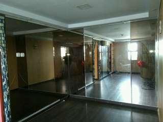 Apartemen Laguna Pluit Lantai 15  36m2 1 bed room 2 AC disewa murah per tahun