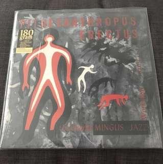 Audiophile Jazz LP Record-Charlie Mingus Pithecanthropus Erectus