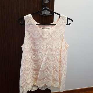 Used ladies blouse