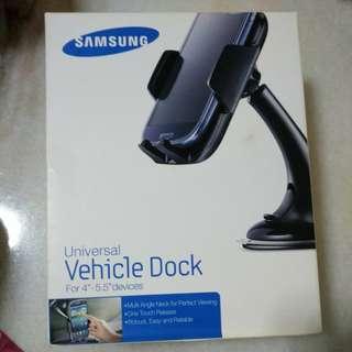 Vehicle dock