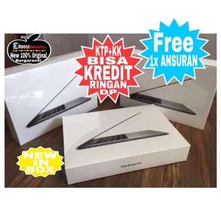 """Kredit Low Dp Macbook Pro MPXV2-13""""/i5/8/256Gb-diToko ktp+kk bisa 081905288895"""