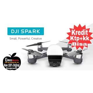 Kredit Low Dp Dji Spark Quadcopter Drone-ditoko promo ktp+kk bisa 081905288895