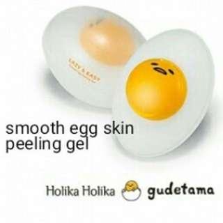 New lazy egg peeling gel