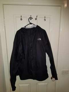 North Face Mens Venture Jacket TNF Black