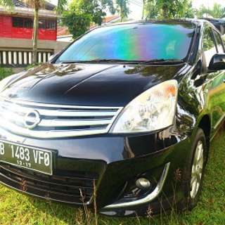 Nissan Grand Livina XV A/T 2012 - Black Edition