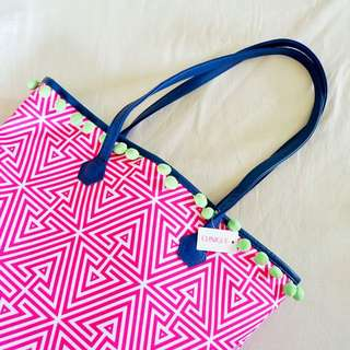 Clinique x Jonathan Adler Large Tote