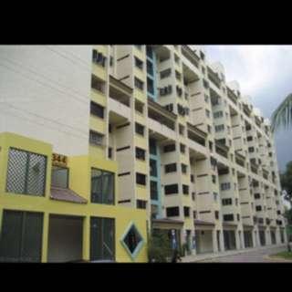 344 amk whole unit for rent
