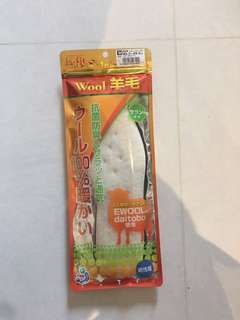 Is-fit Wool feet warmer 100% real wool