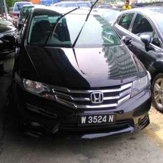 Honda City 1.5E (A) Mudulo