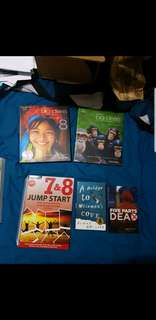 Cheap Year 9 and 8 Textbooks